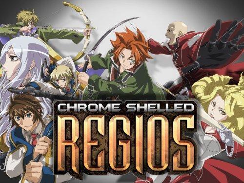 >Chrome Shelled Regios เมืองจักรกล เรกิออส ตอนที่ 1-24 ซับไทย
