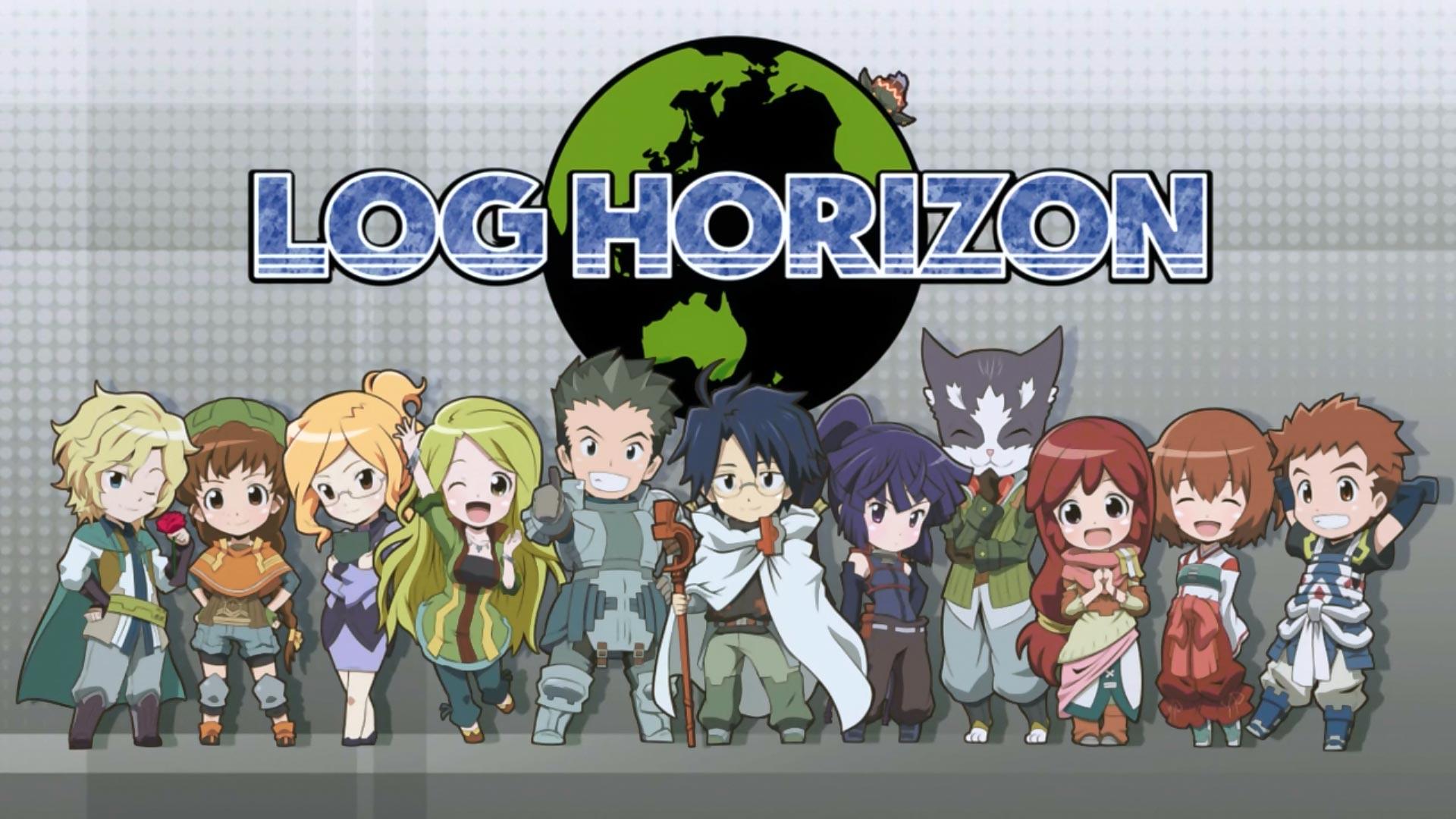 >Log horizon บันทึกเส้นขอบฟ้า ภาค 1 ตอนที่ 1-25 พากย์ไทย