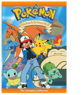 >Pokemon โปเกม่อนภาคปี 2 orange islands league