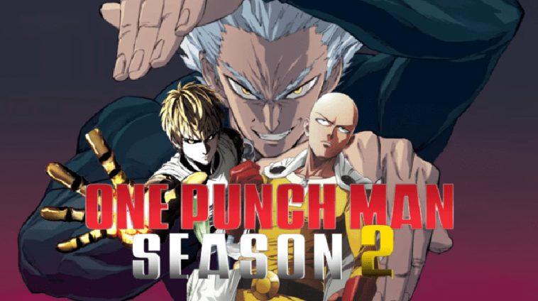 >One Punch Man ss2 วันพันช์แมน ภาค2 ตอนที่ 1-12 OVA ซับไทย