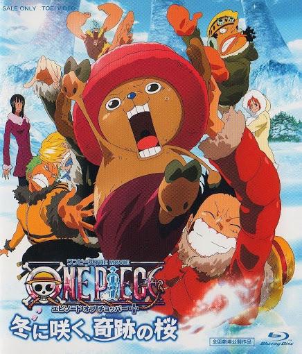 >วันพีชเดอะมูฟวี่ 9 (One Piece The Movie 9) ปาฏิหาริย์ดอกซากุระบานในฤดูหนาว พากย์ไทย ซับไทย
