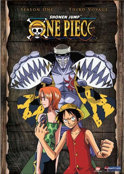 >วันพีช One Piece ภาค 1 อีสต์บลู ตอนที่ 1-52 พากย์ไทย