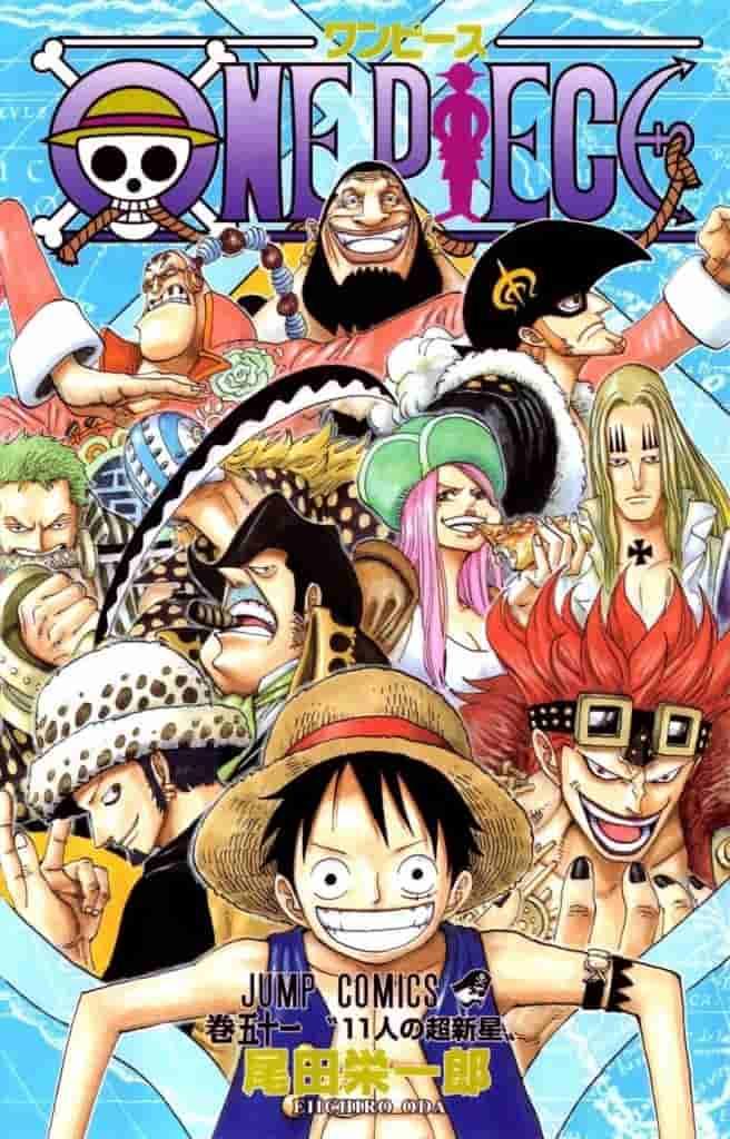 >วันพีช One Piece ภาค 11 หมู่เกาะชาบอนดี้ ตอนที่ 385-404 พากย์ไทย