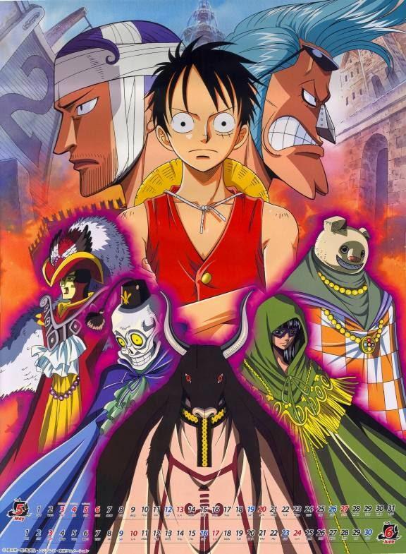>วันพีช One Piece ภาค 8 วอเตอร์เซเว่น ตอนที่ 229-264 พากย์ไทย
