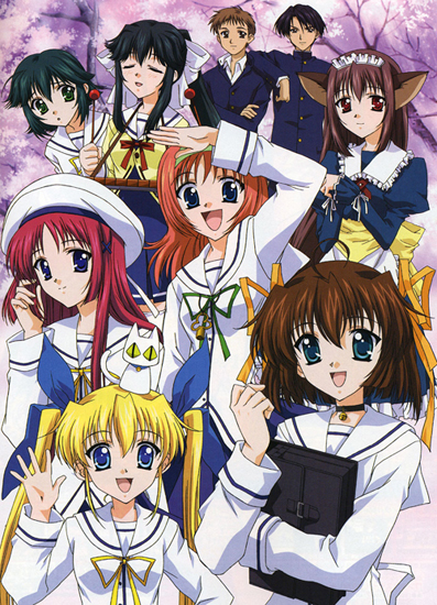 >da capo anime อนิเมะรักโรแมนติก ฮาเล็ม ปวดตับจับใจ มี 3 ภาค
