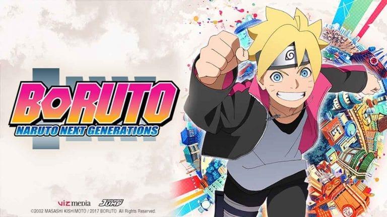 >ดูโบรูโตะ Boruto: Naruto Next Generations ตอนที่ 1-189 ซับไทย