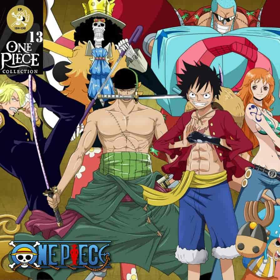 >วันพีช One Piece ภาค 13 คุกใต้สมุทรอิมเพลดาวน์ ตอนที่ 421-456 พากย์ไทย