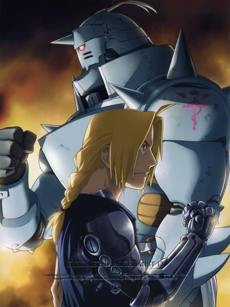 >Fullmetal Alchemist 2003 แขนกลคนแปรธาตุ ตอนที่ 1-51 พากย์ไทย