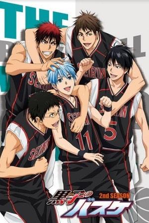 >Kuroko no Basket คุโรโกะ โนะ บาสเก็ต ภาค1-2-3 พากย์ไทย