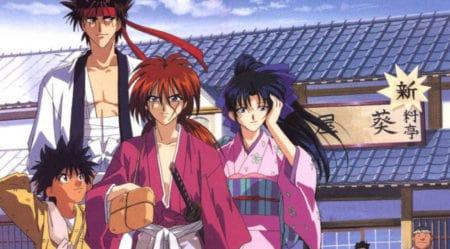 >Rurouni Kenshin ซามูไรพเนจร ตอนที่ 1-95 OVA พากย์ไทย
