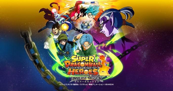 >Super Dragon Ball Heroes ตอนที่ 1-20 ซับไทย