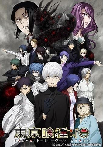 >Tokyo Ghoul:re ภาค 4 ตอนที่ 1-12 ซับไทย
