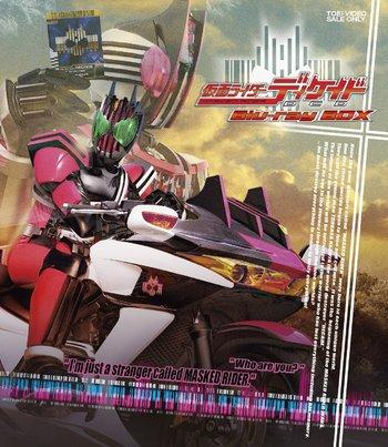 >Kamen Rider Decade มาสค์ไรเดอร์ดีเคด ตอนที่ 1-31 พากย์ไทย