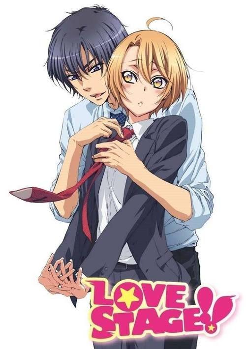 >Love Stage!! ตอนที่ 1-10+OVA ซับไทย