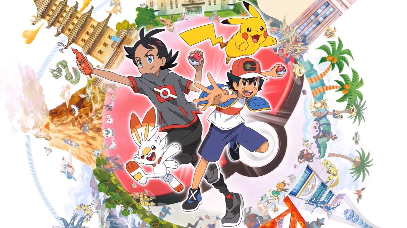 >Pokemon Journey โปเกม่อน เจอร์นีย์ ปี23 ตอนที่ 1-28 พากย์ไทย