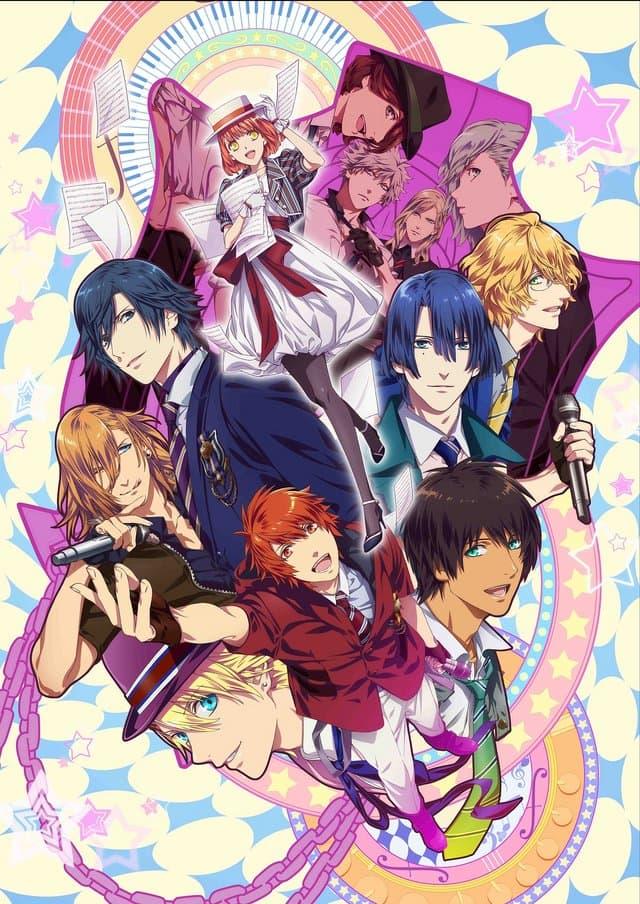 >Uta no Prince-sama Maji Love Revolutions ภาค3 ตอนที่ 1-13 ซับไทย