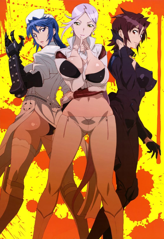>Triage X เคสนี้สั่งตาย ตอนที่ 1-10+OVA (UNCEN 18+) ซับไทย