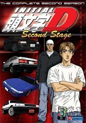 >Initial D Second Stage นักซิ่งดริฟท์สายฟ้า ภาค 2 ตอนที่ 1-13 จบ พากย์ไทย