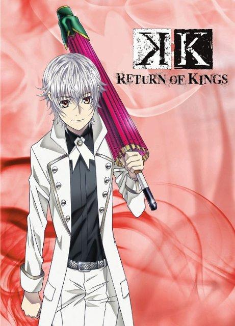>K: Return of Kings การกลับมาของราชา ตอนที่ 1-13 ซับไทย