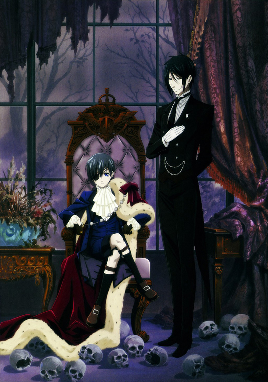 >Kuroshitsuji II พ่อบ้านปีศาจ ภาค 2 ตอนที่ 1-12 OVA พากย์ไทย