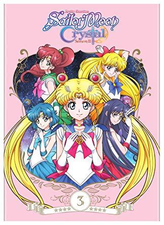 >Sailor Moon Crystal เซเลอร์มูน คริสตัล ภาค 1-2-3 ซับไทย