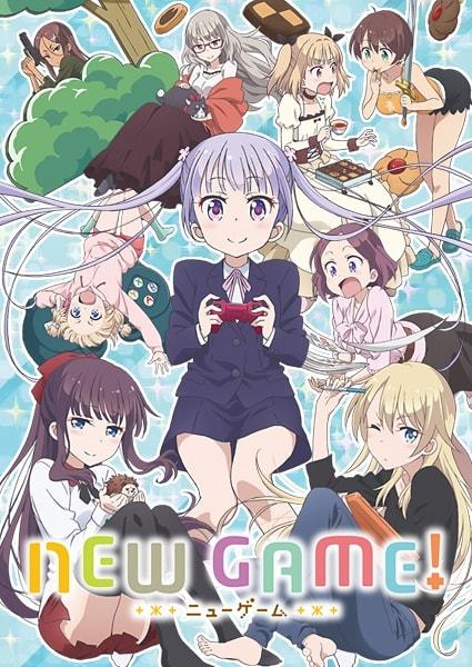 >New Game! ภาค1 ตอนที่ 1-13 OVA ซับไทย