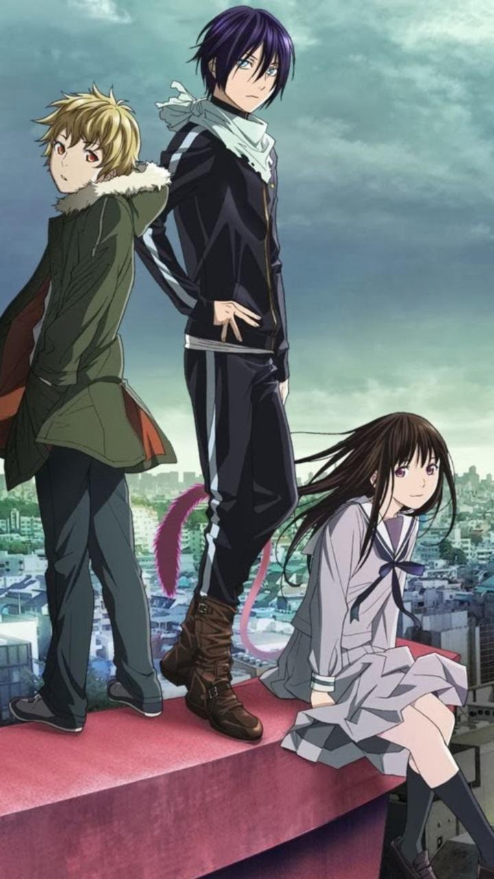 >Noragami - โนรางามิ เทวดาขาจร (ภาค1) ตอนที่ 1-12+OVA ซับไทย