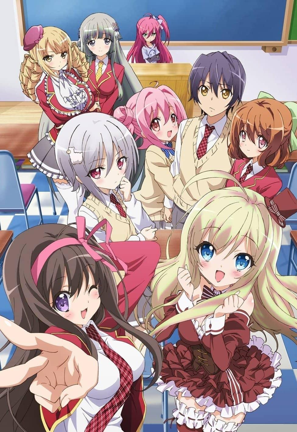 >NouCome ปรนัยบังคับเลือก ตอนที่ 1-10 OVA ซับไทย