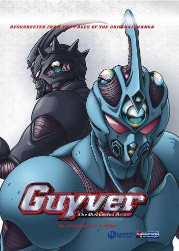 >Guyver กายเวอร์ อมนุษย์เกราะชีวะ ตอนที่ 1-26 พากย์ไทย