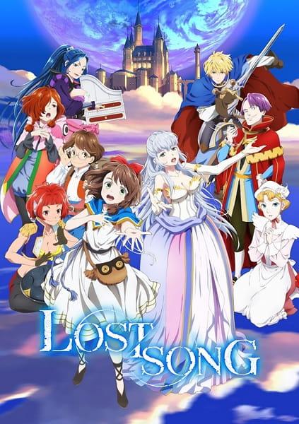 >Lost Song บทเพลงที่หายไป ตอนที่ 1-12 ซับไทย