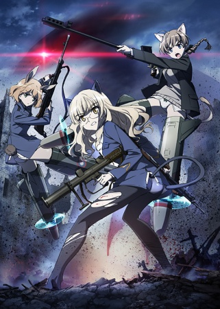 >Strike Witches: Operation Victory Arrow ตอนที่ 1-3 ซับไทย