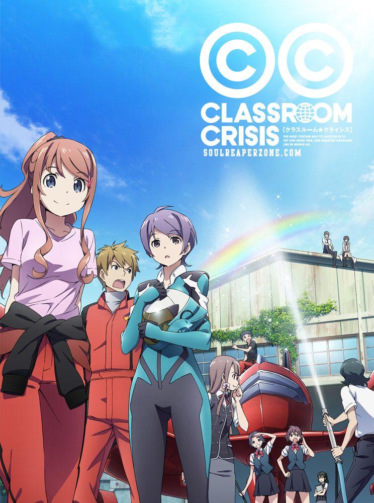 >Classroom Crisis ฝ่าวิกฤต ห้องเรียนธุรกิจ ตอนที่ 1-13 ซับไทย