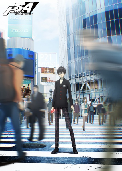 >Persona 5 the Animation ตอนที่ 1-26+OVA ซับไทย