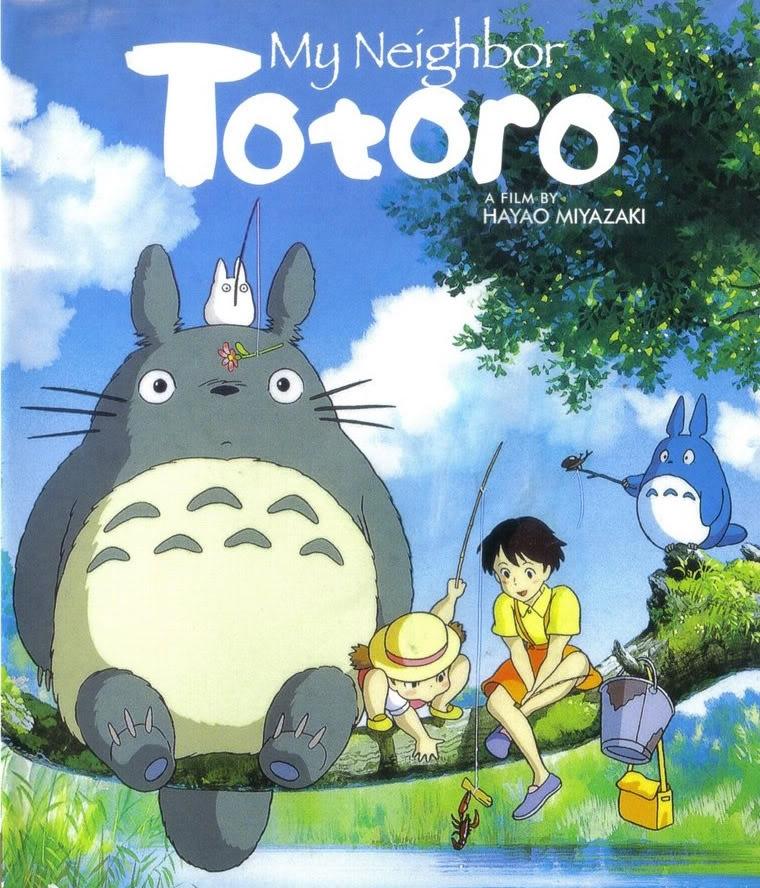 >My Neighbor Totoro โทโทโร่ เพื่อนรัก (1988) พากย์ไทย Movie
