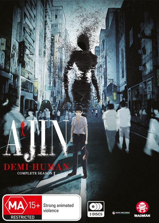 >Ajin Part 1: Shoudou The Movie ซับไทย