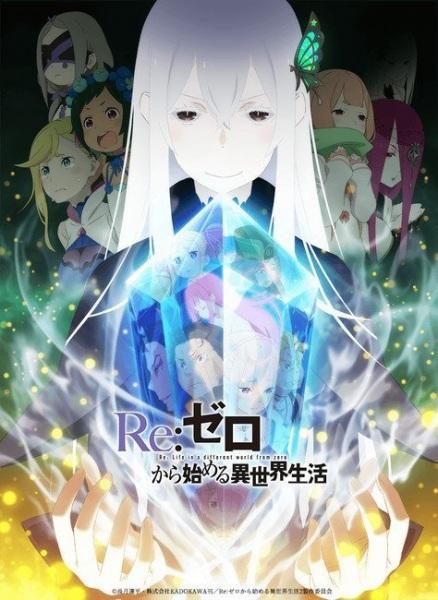 >Re:Zero kara Hajimeru Isekai Seikatsu 2nd Season ภาค2 ตอนที่ 1-11 ซับไทย
