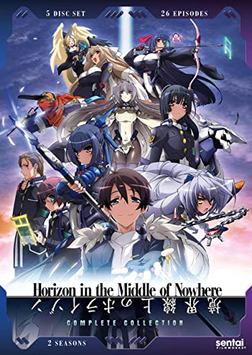 >Horizon in the Middle of Nowhere ภาค1 ตอนที่ 1-13 พากย์ไทย