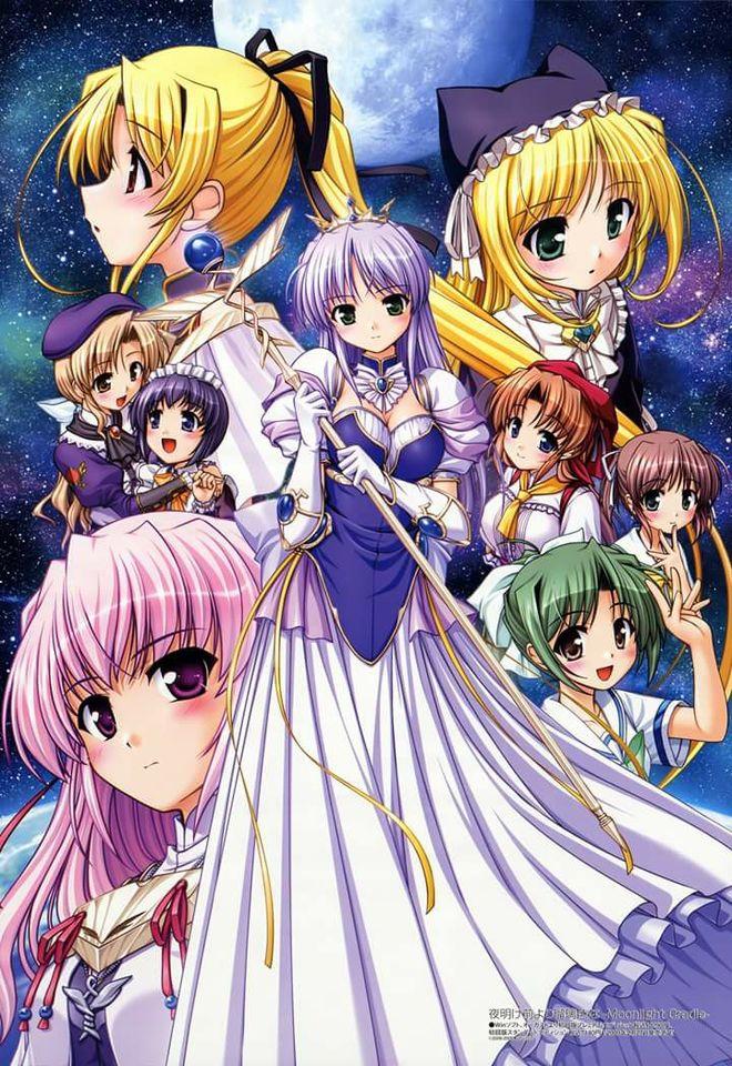 >Yoake Mae yori Ruriiro na: Crescent Love ตอนที่ 1-12 ซับไทย