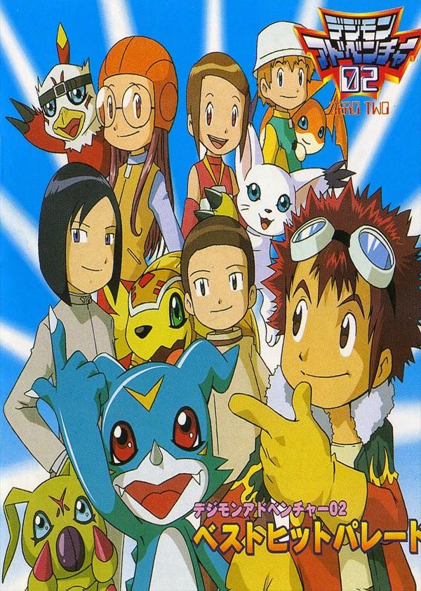>Digimon Adventure ดิจิมอน แอดเวนเจอร์ ภาค2 ตอนที่ 1-25 พากย์ไทย