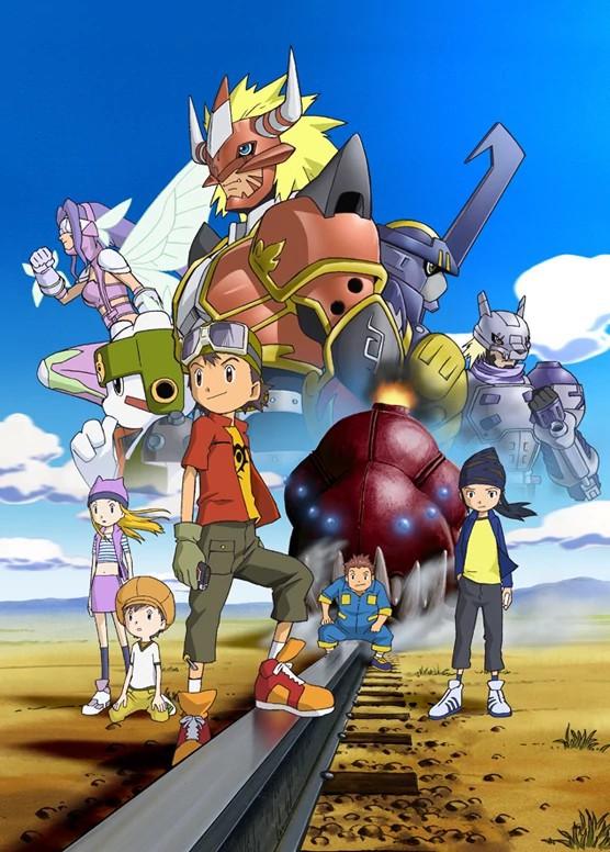 >Digimon Frontier ดิจิมอน ฟรอนเทียร์ ภาค4 ตอนที่ 1-25 พากย์ไทย