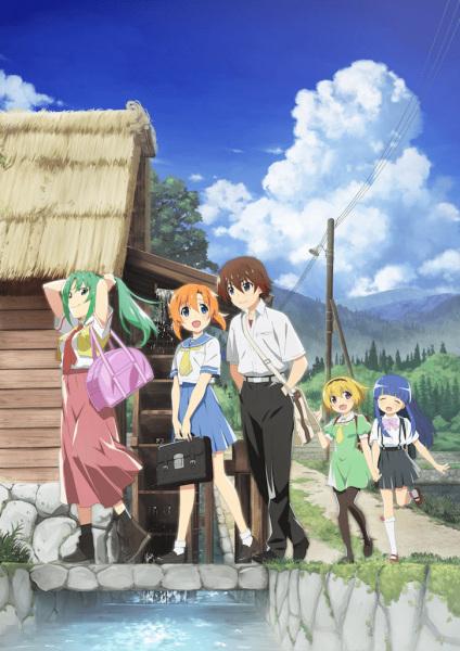 >Higurashi no Naku Koro Ni (2020) แว่วเสียงเรไร ตอนที่ 1-3 ซับไทย