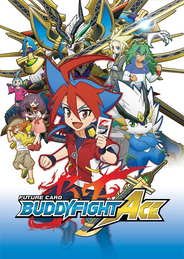 >Future Card Buddyfight Ace ฟิวเจอร์การ์ด ชิน บัดดี้ไฟท์ ตอนที่ 1-31 พากย์ไทย