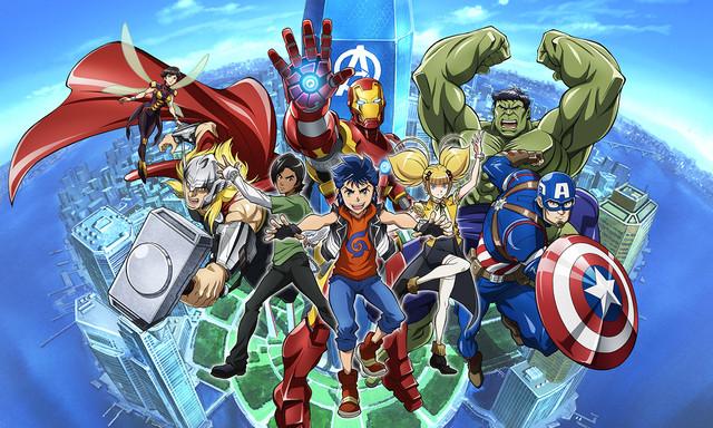>Marvel Future Avengers ตอนที่ 1-26 พากย์ไทย