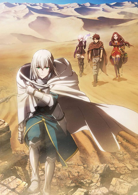 >Fate Grand Order Shinsei Entaku Ryouiki Camelot 1 – Wandering Agateram & The Movie ซับไทย