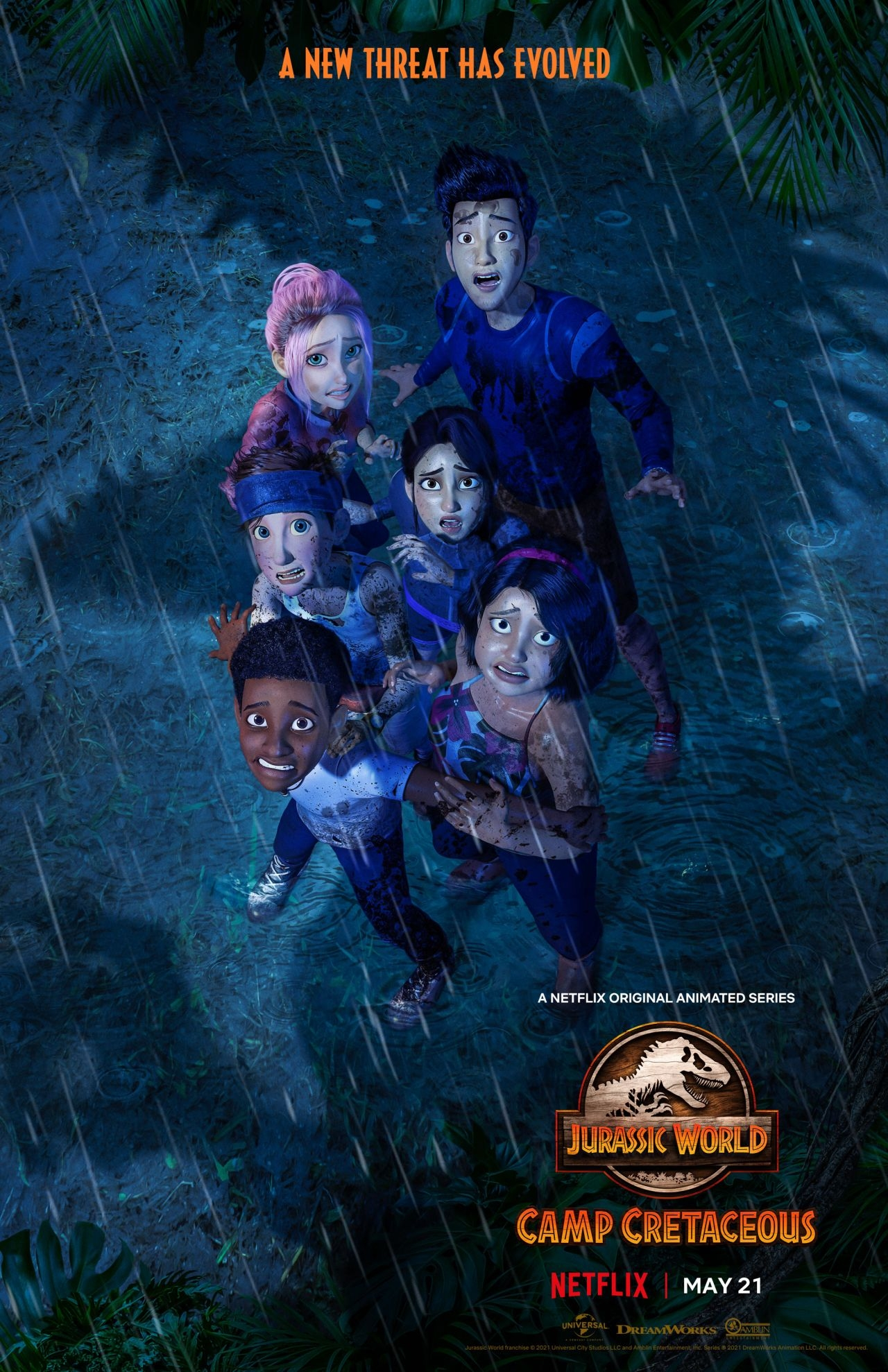 >Jurassic World Camp Cretaceous Season 3 จูราสสิค เวิลด์ ค่ายครีเทเชียส ปี3 พากย์ไทย