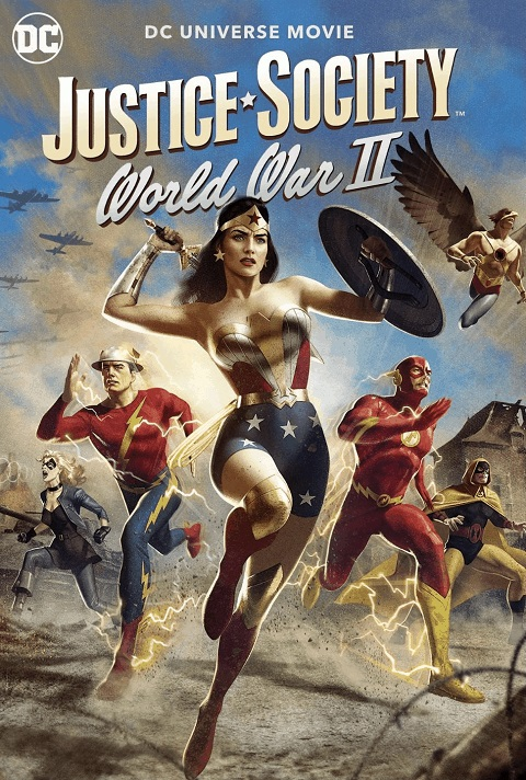 >Justice Society World War II 2021 ซับไทย