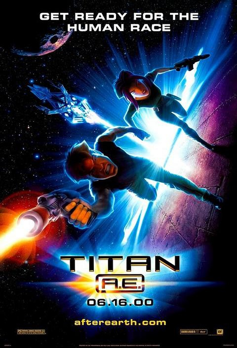 >Titan AE ไทตั้น เออี ศึกกู้จักรวาล พากย์ไทย